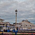 Eastbourne Pier by Dawn OConnor