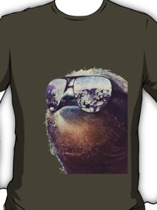 Cashmoney Sloth w/ sunglasses T-Shirt
