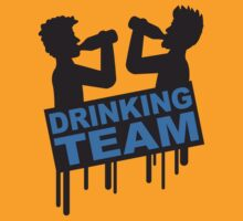 Beer Drinking Team Logo by Style-O-Mat