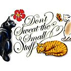 Don't Sweat The Small Stuff by Damien Thomasz