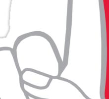 Vettel 1 Sticker