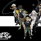 Deadman Wonderland Team by Akuma91