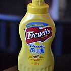 French's Yellow Mustard by wittieb