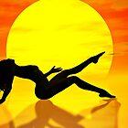 Sun Worship by Norma Cornes