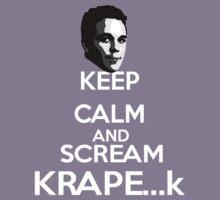 Keep Calm and KRAPE Kids Clothes
