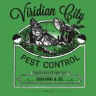 Viridian City Pest Control by Marc Junker