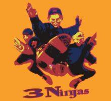 3 Ninjas by martelski