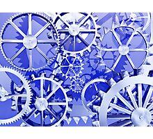 Clockwork steampunk Photographic Print