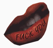 LIPS.FUCKU by DCPRODUCTION