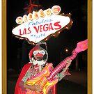 Warped Air Guitar Music in Vegas by jollykangaroo