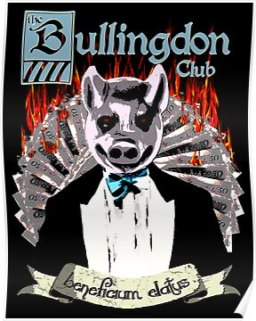 the Bullingdon Club by PBPhoto