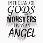 Gods & Monsters - Lana Del Rey - Lyric Typography by Hrern1313