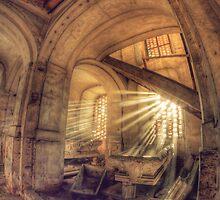 Light my inside by Patrycja Makowska