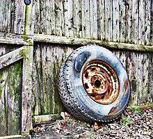 Until The Wheel Falls Off by TOJDesignStudio