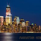 Manhattan by ddarbela