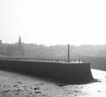 Maryport Harbour by Lou Wilson