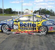 Whincup 88 Betta Electriacal V8 Supercar by mbutwell