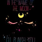 In the Name of the Moon... by meatballhead