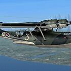 Norwegian Consolidated PBY Catalina Mk.I by Walter Colvin