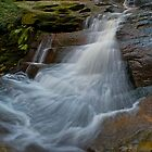 Somersby falls  by donnnnnny