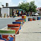 Vilakazi Street Soweto. by Mark Braham