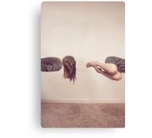 The Levitator - Surreal Photography Canvas Print