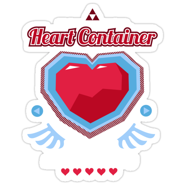 The Miraculous Heart Container by Azafran