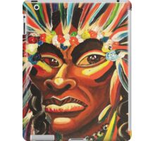 Native American Fantacy by Suzanne Marie Leclair iPad Case/Skin