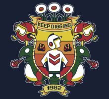 Just Keep Digging T-Shirt