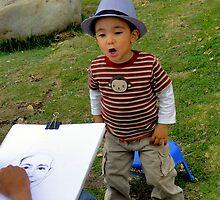 Cuenca Kids 265 by Al Bourassa