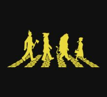 Yellow Brick Abbey Road 2013 by Baznet