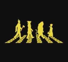 Yellow Brick Abbey Road 2013 by Baznet