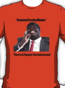 BANK ACCOUNT DETAILS - GEORGE T-Shirt