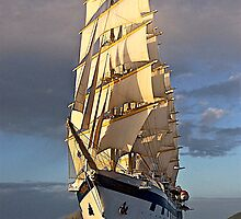 O' Beauteous ship! by Nancy Richard