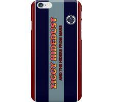 Ziggy Hidedust & The Hiders From Mars iPhone Case/Skin
