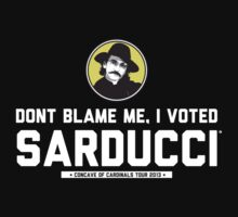 I Voted Sarducci by tkeenan
