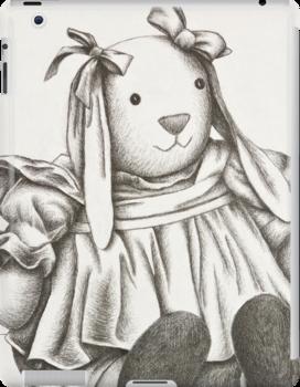 Bunny Rabbit by jkartlife