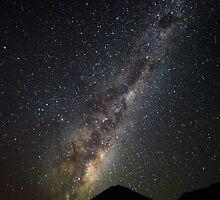 Our Galaxy by ValHallen