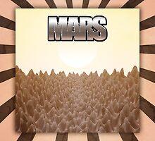 Mars by perkinsdesigns