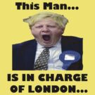 BORIS JOHNSON YAWN by SHARMO
