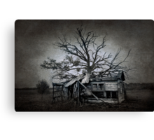 Dead Place Canvas Print