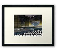 The Boundaries of Our Dreams Framed Print