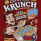 Captain Mal's Krunch Cereal by TeeNinja