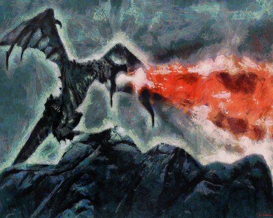 Dragon's Breath by Joe Misrasi