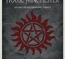 House of Winchester by Konoko479