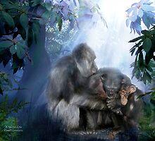 A Sacred Love by Carol  Cavalaris