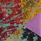 Corner Splatter # 9 by Dominic Taranto