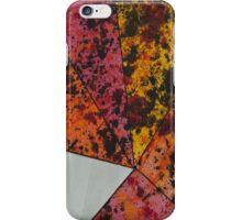 Corner Splatter # 10 iPhone Case/Skin