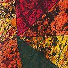 Corner Splatter # 11 by DomaDART