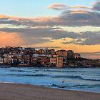 Bondi Sunset by Oliver Winter